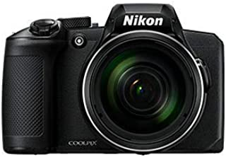 Nikon Coolpix B600 16.0 MP Point-and-Shoot Digital Camera with 60x Optical Zoom (Black)