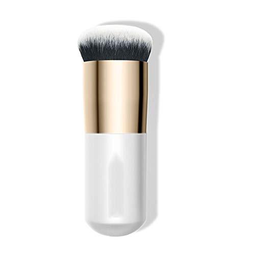 Pinceau de Maquillage extérieurs for la Maison Multi-Fonction Portable Souple élastique Fibre Cheveux Brosse à Dents Brosse Type de Beauté (Color : B)