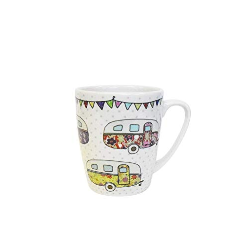 Churchill China The Caravan Trail Caravans CARV11341 - Taza de roble