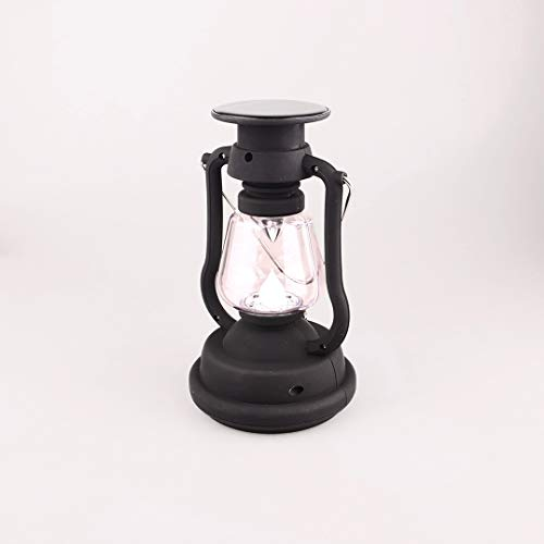 GRTE Rechargeable Camping Lantern Multi functional Camping Light Emergency LightHand crankSolarUSB charging For Hiking Night Fishing Hunting EmergencyA