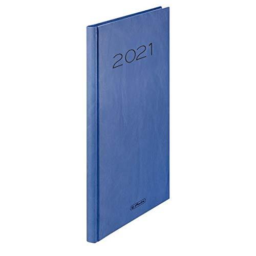 herlitz 50029952 Wochenkalender Sidney 2021, blau, 1 Stück