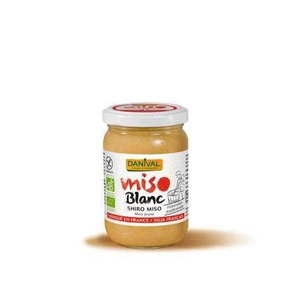 Sopa shiro miso blanco Danival 200 g