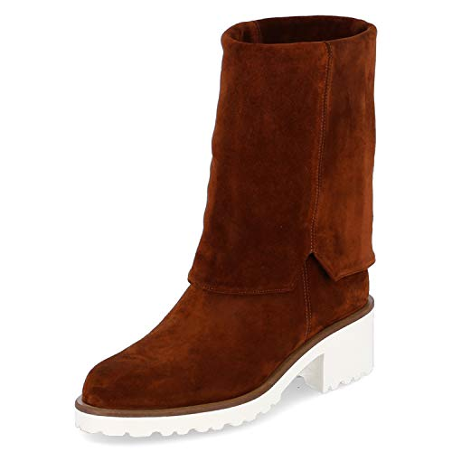 GIORGIO FABIANI Stiefel Größe 40 EU Braun (Braun)