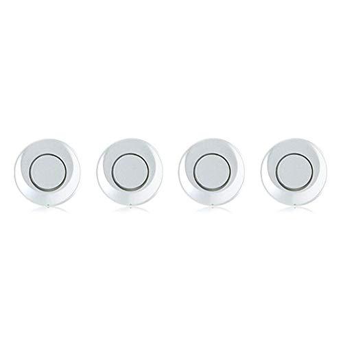 Lowest Price! szkn LED Wireless Parking Sensor Kit Parktronic 4 Sensors Auto Car Reverse Assistance ...