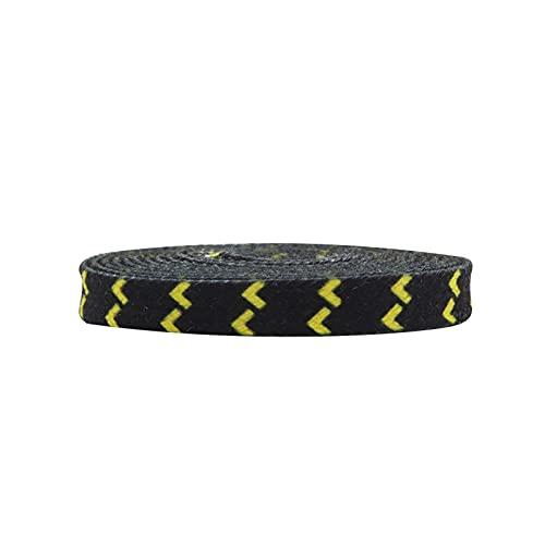 8mm multi de los colores plana cordones accesorios del zapato para mujeres de los hombres la zapatilla de deporte casuales Zapatos Accesorios, 90cm