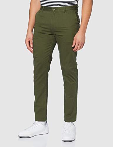 Element Howland Classic-Pantaloni Chino da Uomo, Army, 30