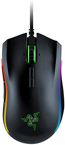 Razer Mamba Elite Wired Gaming Mouse with16,000 DPI Optical Sensor (Renewed)