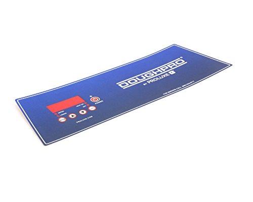 DOUGHPRO PROLUXE ODP1100B Blue Digital Control Panel