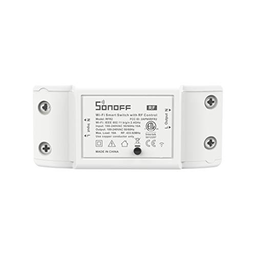 RF WiFi Wireless Smart Switch Home With RF Receiver Remote Control Smart Timing Switch Voice Control Office