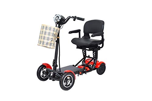TITLE_Dragon Foldable Mobility Scooter for Adults and Seniors