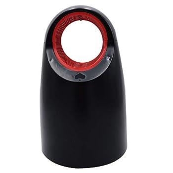 Buyter Lampe de moustique USB pour l'intérieur non toxique UV LED piège à insectes (noir)