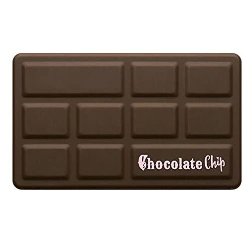 DAMAJIANGM Palette d'ombres à paupières 11 Couleurs Cosmétiques Chocolat Mat/Chocolat Blanc Couleur de mélange aux pépites de Chocolat Mat