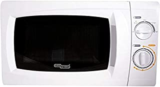 Super General 20 Liters Microwave Oven, White SGM M921
