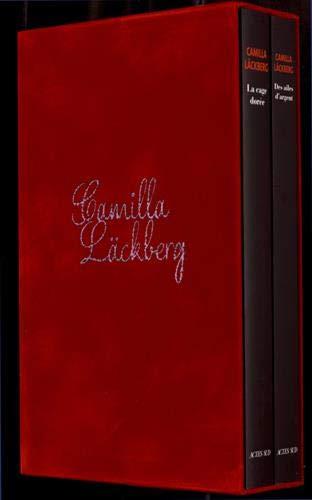 Coffret Camilla Läckberg: La cage dorée ; Des ailes d argent (Actes noirs)