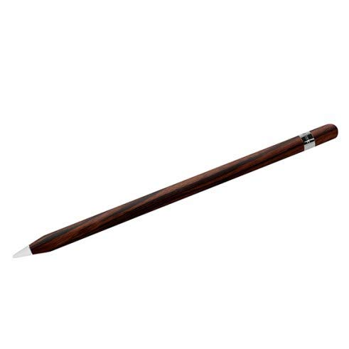 Slickwraps Ebony Wood Skin Wrap Compatible for Apple Pencil 1