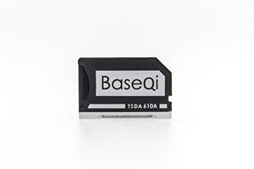BASEQI - Adattatore micro SD in alluminio per Asus Zenbook Flip ux360CA