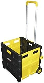 Rolson Tools 68900 hopfällbar shoppingvagn, 25 kg