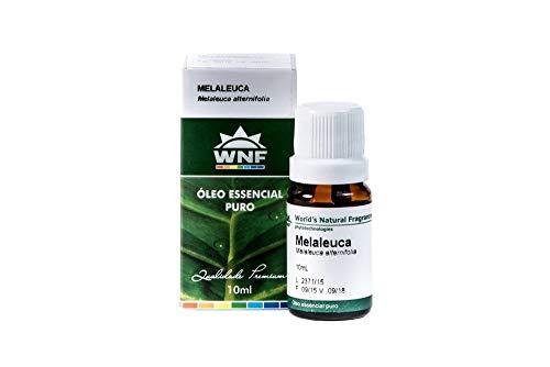 Óleo Essencial Melaleuca 10 Ml - Melaleuca Alternifolia, Wnf