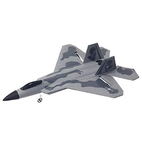 Mini RC F22 F-22 Raptor Modell Spielzeug Drohne EPP Fernbedienung RC Flugzeug RTF Kinder Spielzeug Jet Fighter Flugzeugmodell 2,4 GHz RC Fighter Für Phantom 3.0