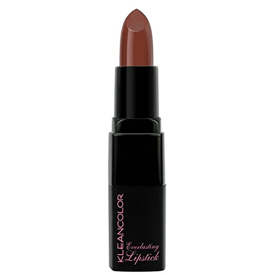 否認する一パイプライン(6 Pack) KLEANCOLOR Everlasting Lipstick - Mauve (並行輸入品)
