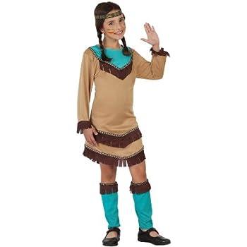 Atosa-23787 Disfraz India, color marrón, 3 a 4 años (23787 ...