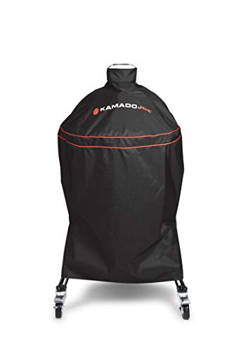 Kamado Joe KJ-GC23BWFS Classic Joe Charcoal Grill Cover, Black