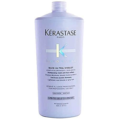 KERASTASE Ultra-Violet 1000ml Blond Absolu Bain, 14 Oz