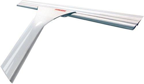 Leifheit Duschkabinenabzieher Cabino für Wände aus Glas, Acryl, Kacheln oder Fliesen, extra leichter Duschabzieher, Abzieher mit Aufhängeschnur