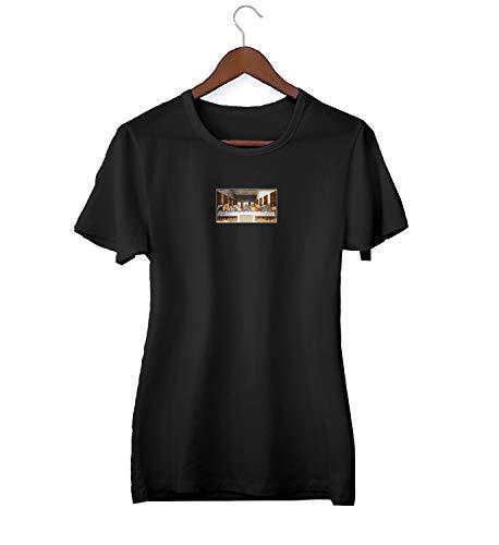 Het laatste avondmaal Jessus Bijbel Schilderij Renaissance_KK021265 Shirt T-shirt Tshirt voor mannen Gift voor Hem Present Verjaardag Kerstmis