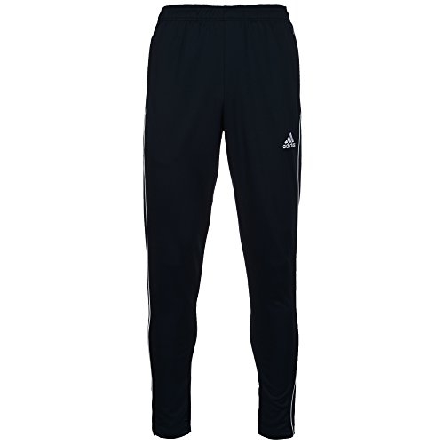 adidas Herren CORE18 TR PNT Sport Trousers, Black/White, 3XL