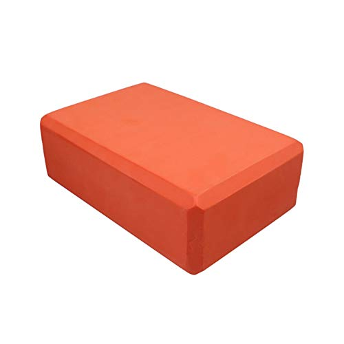 Foam Roller EVA Gym Block Foam Brick Training Exercise Fitness Kit Tool Yoga Pillow Pillow Pad Stretching and Body Shaping Health Training Yoga mat (Color : 04)