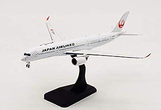 Aviation 1:400 JAL エアバス A350-900 JA02XJ シルバー AV4055