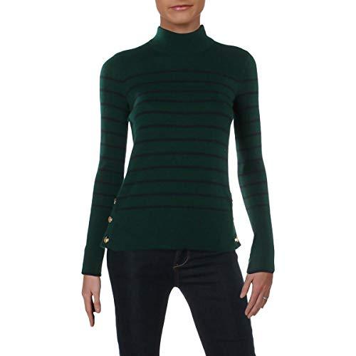 Cashmere Striped Button-Side China