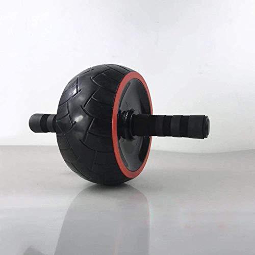 WRISCG Erwachsene Bauchtrainer AB Carver Pro, Bauchroller Ab Roller, Bauchtrainer Wheel zum Fitness Bauchtraining Muskelaufbau für Frauen Männer, (B)