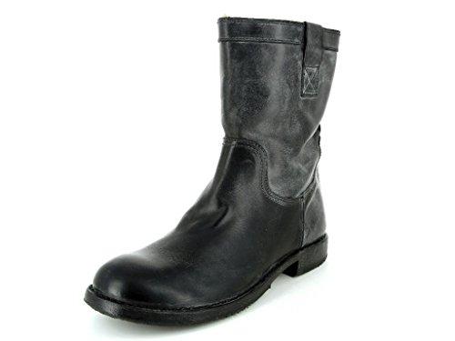 MOMA H.Boots warm schwarz - 46