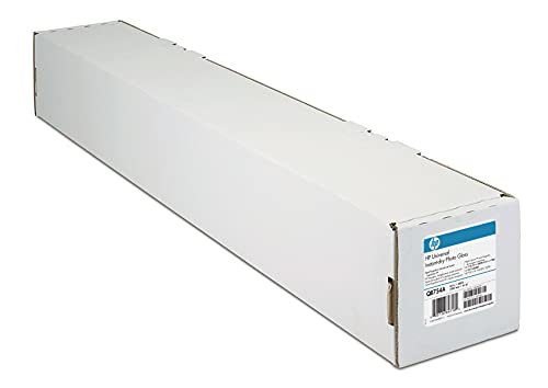 HP Q6575A 36inx100ft Roll Universal Instant-Dry Photo Gloss Photographic Papers