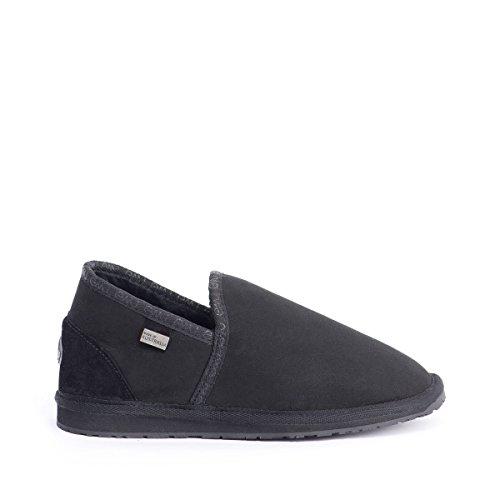 EMU Australia Platinum Ashford Mens Slippers Sheepskin Slipper Size 11
