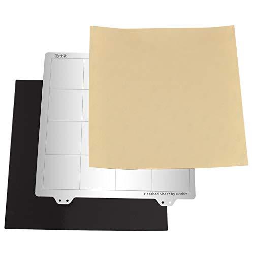 Generic Beheizte Warmbett Heizbettplattform für Creality CR 10S Drucker 220 X 220 Mm