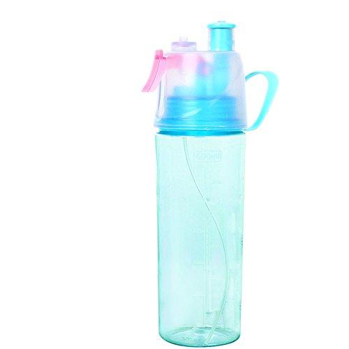 Abridor de botellas, Deporte Ciclismo Niebla Spray Agua Gimnasio Playa Botella a prueba de fugas de Bebida taza, Vidrio y Venta de Botellas