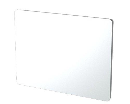 Carrera 051173 Panneaux Rayonnant en Verre Blanc LCD...