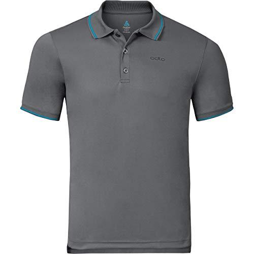 Odlo Polo S/S Polo Tour S odlo Steel Grey