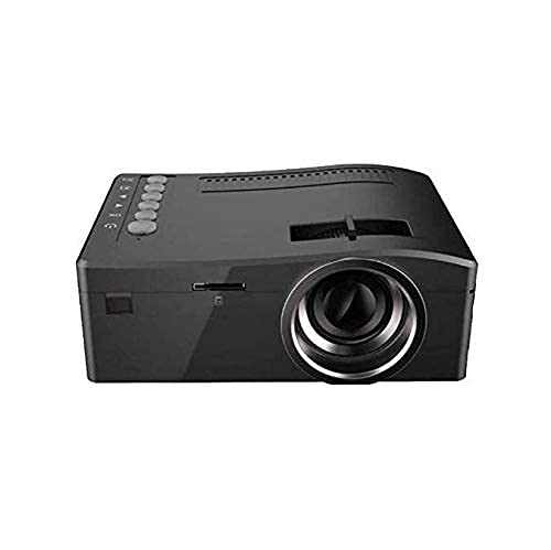 Proyector, Full HD 1080P, WiFi Mini Portable Home Theatre Película de Video al Aire Libre Proyector de películas, 20000 Horas de Vida, Compatible con TV Stick
