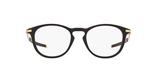 Oakley Herren Pitchman R Lesebrille, Black, 50