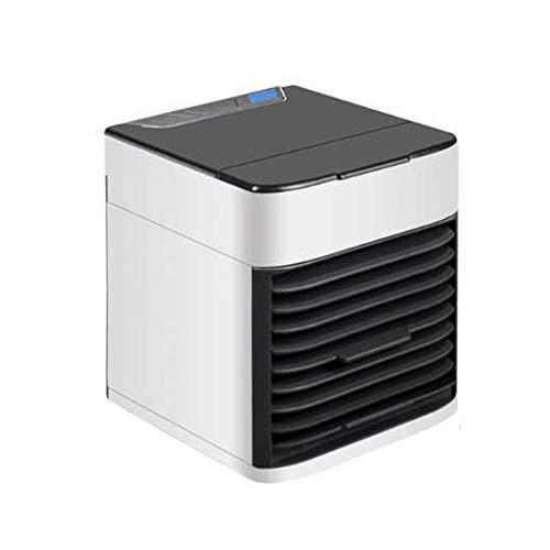 KKmoon Air Cooler Portable,Piccolo condizionatore d'aria,Mini ventilatore Umidificatore,3 IN 1 Evaporativo Umidificatore Purificatore D'aria Air Cooler per Home Dormitory Office Air Cooler