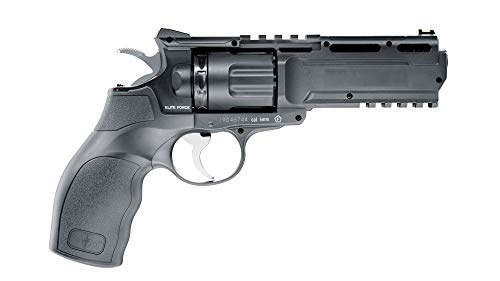 SUPER MAGNUM RÉPLIQUE Airsoft 0,5 Joules Revolver élite Force H8R 0.5 Joules (Vente Interdite aux de Moins de 18 Ans)