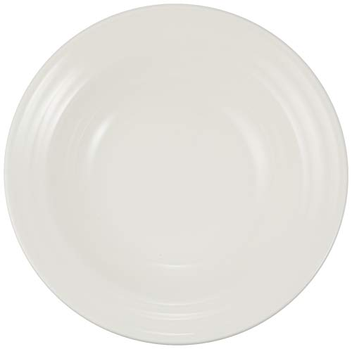 NARUMI(ナルミ) ボウル 皿 パティア(PATIA) ホワイト 23cm スープ 電子レンジ・食洗機対応 40610-5342