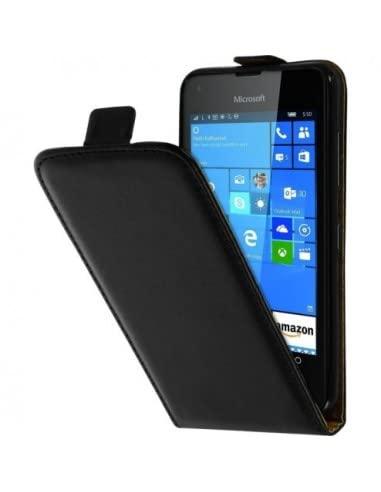 Capa Livro Vertical Slim Lmobile Microsoft Lumia 550