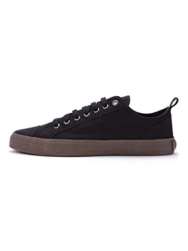 Ethletic Unisex Sneaker Lo Fair Sneaker Goto Lo Jet Black 43 Fair | Vegan | Nachhaltig