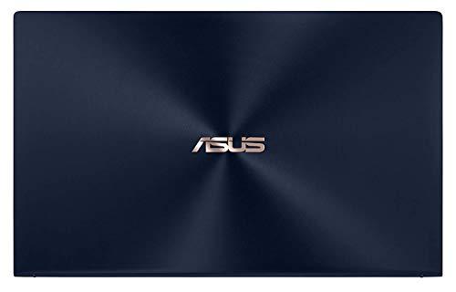 ASUS ZenBook 15 UX534FTC-A9337TS Core i7 10th Gen 15.6-inch FHD Thin & Light Laptop (16GB RAM/1TB PCIe SSD/Windows 10/MS-Office 2019/4GB NVIDIA GeForce GTX1650 MAX-Q Graphics/1.65 Kg), Royal Blue