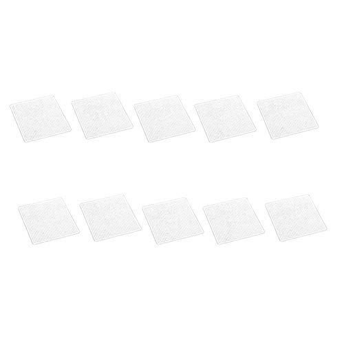 De Galen Piezas de repuesto 10 piezas de silicona reutilizables tapas elásticas de silicona para cocina, envoltura de alimentos para refrigerador, tapas elásticas para vacío